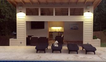 Gilbert Pool House