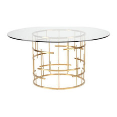 Hiram Dining Table Clear