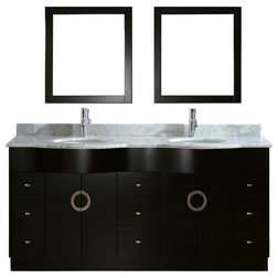 Modern Bathroom Vanities And Sink Consoles by Art Bathe