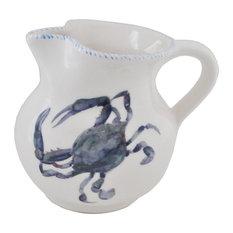 Blue Crab Pitcher 64 oz.