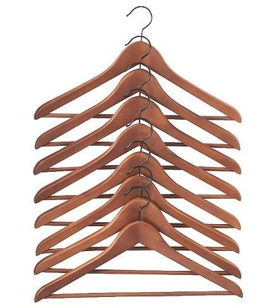 Contemporary Clothes Hangers by IKEA