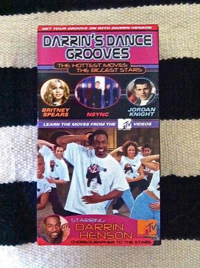 Darren's Dance Grooves