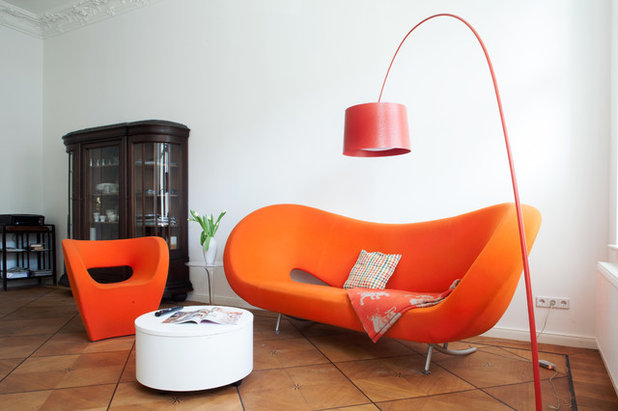 Eclectic Family & Games Room by Luca Girardini - Photos