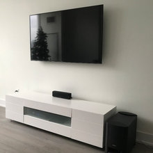 TV wall mounting Vaughan, Richmond Hill, Markham and surrounding areas.