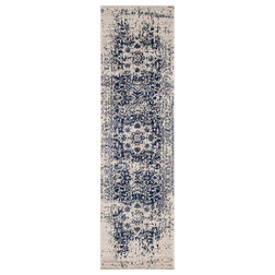 Contemporary Hall And Stair Runners by RugPal