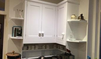 Dark Knight & Roundway Kitchen Refurbishment - complete