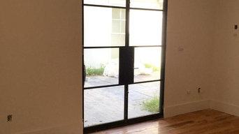 Metal Doors - Iron Windows