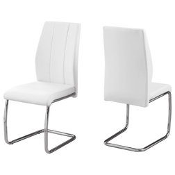 Contemporary Dining Chairs by VirVentures