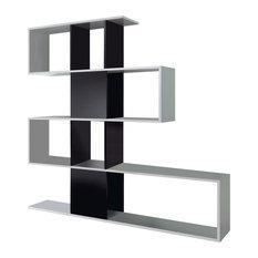 Zarah Zig-Zag Bookcase