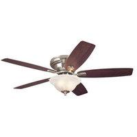 "Westinghouse 7247600 Sumter 52"" Reversible 5 Blade Indoor Ceiling Fan"