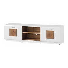 Wood Large TV Stand