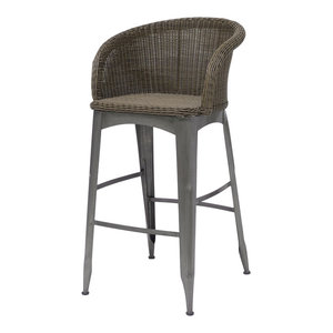 Vincent Barstool Transitional Bar Stools And Counter