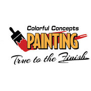 COLORFUL CONCEPTS PAINTING & CUSTOM FINISHING INC's photo