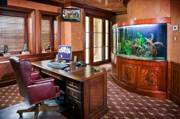 Designing nemo 30 fish tanks make a decorative splash for Office design group inc