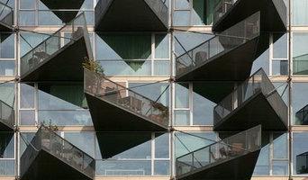Crazy balconies