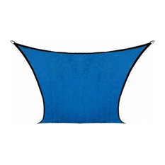 Gale Pacific USA 473839 Coolaroo Coolhaven Shade Sail Square 12' Sapphire