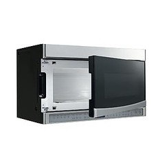 Microwave With Hinges On The Right Hand Side