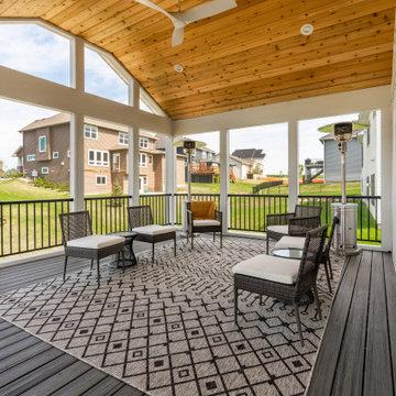 Deck Addition Lakeville 2020