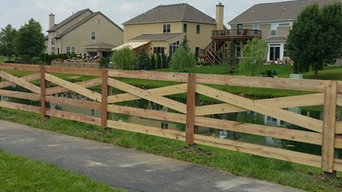 Kentucky Crossbuck Fence