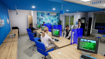 Презентация и виртуально-интерактивный тур по Клиентскому центру