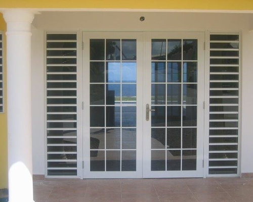 Caribbean Living St Maarten Windows And Doors Martin
