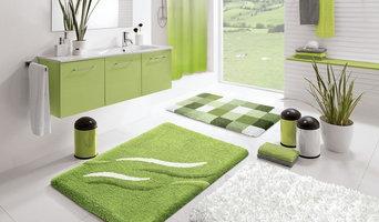 Green Bathroom Theme