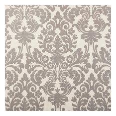 Designer Roman Shades Plain Fold, 35Wx56H, Essence Smoke