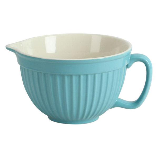 Simsbury Batter Bowl, Turquoise