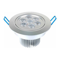 ledquant 7w dimmable led recessed light ul warm white recessed lighting kits ample shower lighting