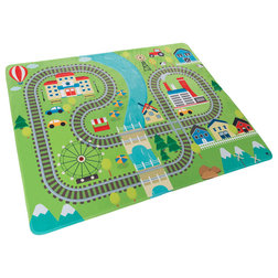 Contemporary Baby Gyms And Play Mats by Trademark Global