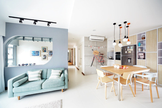 Living Room by Free Space Intent
