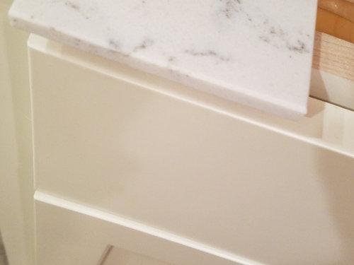 Cream Cabinets Quartz Or Granite