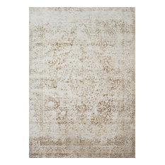 """Patina Area Rug by Loloi, Champagne/Light Gray, 7'10""""x10'10"""""""
