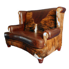 """""""Luckenbach"""" Curved Front  Loveseat"""