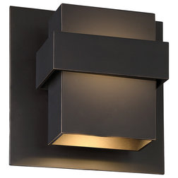 Contemporary Outdoor Wall Lights And Sconces by Lighting New York