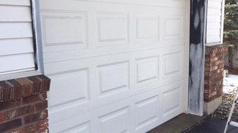 Exterior Garage Door Trim