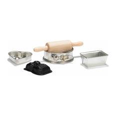 patisse 5 piece kids baking set bakeware sets - Bakeware Sets