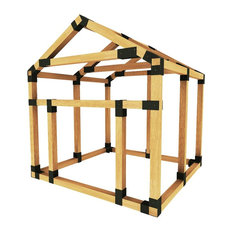 38x38 Dog House Kit, With Floor Framing