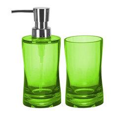 Plastic / Acrylic Bathroom Accessory Sets | Houzz