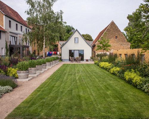 Refugium gartenkultur an der via regia umbau bauernhof - Bauernhof garten ...