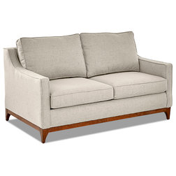 Transitional Loveseats by Klaussner Furniture