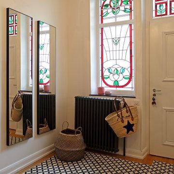 Rénovation de maison parisienne
