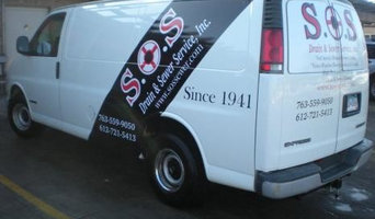 SOS Drain & Sewer Cleaning