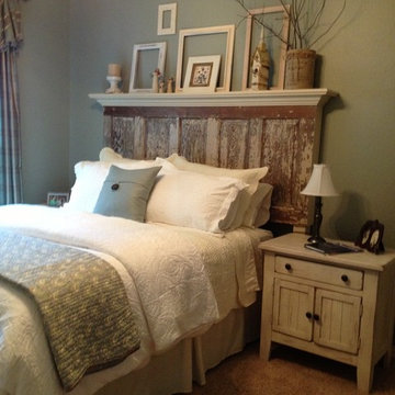 Custom Headboards, benches and night stands