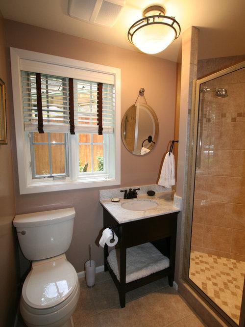 Small Bathroom Unique Design