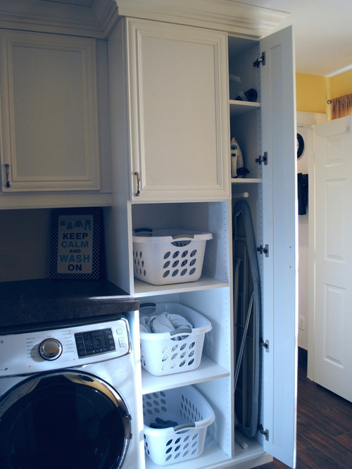 Ironing Board Storage Ideas Pictures Remodel And Decor