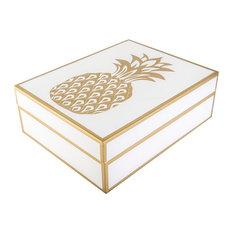 Pineapple Jewellery Box