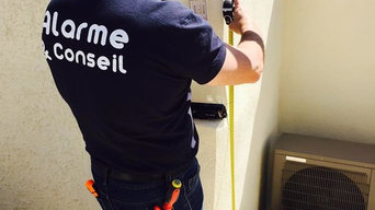Installation alarme pour habitation