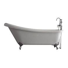 Most Popular Slipper Bathtubs For 2021 Houzz