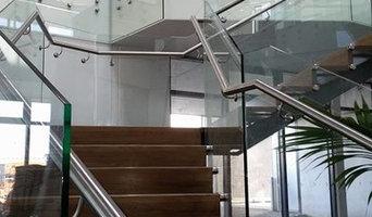 Handrail Glazing Fittings